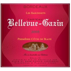 Château Bellevue-Gazin, Cuvée les Baronnets 2005